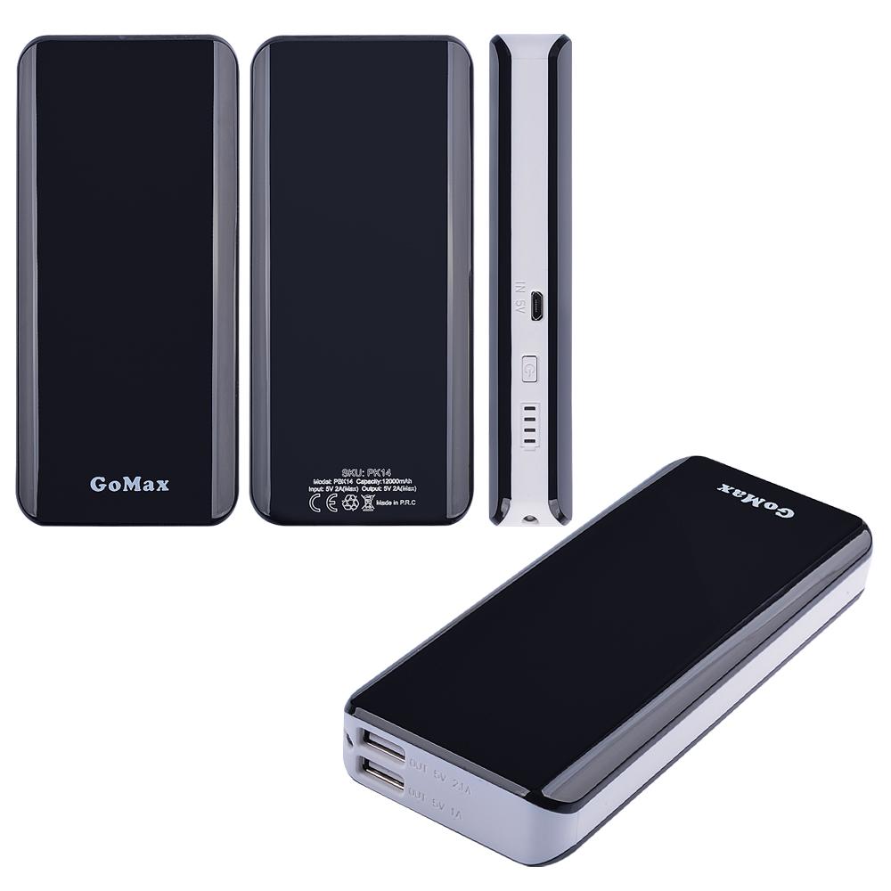12000 Mah Power Bank Cep Telefonu Harici Yedekleme Pil Şarj