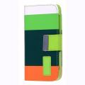 İphone 5g,5s, 5se Rainbow Cüzdan Kılıf