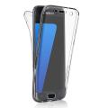 Ally Galaxy S6 G920 360 Koruma Silikon Kılıf