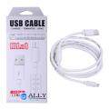 All Micro Usb Kablo Şarj Ve Senkronizasyon Kablosu 1.5 Metre