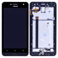 Asus Zenfone 5 Lite A502cg Asus_t00k Lcd Ekran Dokunmatik Çıtalı
