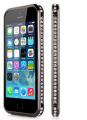 Ally Apple İphone 5g 5s Taşlı Bumper Çerçeve Kılıf
