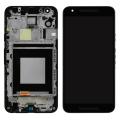 Lg Nexus 5x Lcd  Ekran Dokunmatik Çıtalı