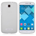 ALCATEL ONE TOUCH POP C7 7040 7041X ULTRA İNCE SPADA SOFT ŞEFFAF SİLİKON KILIF