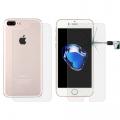 İphone 7 Plus,İphone 8 Plus Kırılmaz Ön Arka Cam Ekran Koruyucu