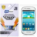 Shockproof Galaxy S3 Mini İ8190 Darbe Emici Kırılmaz Parlak Ekran Koruyucu Jelatin