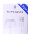 APPLE İPHONE 2.3G.3GS.4G.4S ŞARJ VE USB KABLO