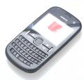 Nokia Asha 200 Full Kasa-kapak-tuş Siyah