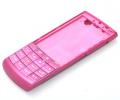 Nokia X3-02 Pembe Full Kasa-kapak-tuş