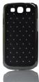 Ally Galaxy S3 İ9300 Taşlı Cüzdan  Kılıf