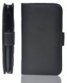 HTC SENSATİON XL G21 SİYAH CÜZDAN KILIF