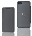 Blackberry Z10 Flip Cover Kılıf Siyah