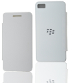 BLACKBERRY Z10 FLİP COVER KILIF BEYAZ