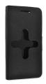 Blackberry Z10 İnce Kapaklı Siyah Kılıf