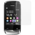 Nokia C2-06 Ekran Koruyucu Film Jelatin