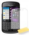 Blackberry Q10 Ekran Koruyucu Film Jelatin