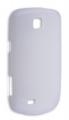 Ally Galaxy Mini S5570 İnce Şeffaf Kılıf Beyaz