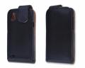 HTC T328W DESİRE V (PL11100) DESİRE X (PM66100) SİYAH KAPAKLI KILIF