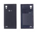 LG OPTİMUS L9 P760 ARKA PİL BATARYA KAPAĞI