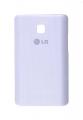 LG OPTİMUS L3 2 II E430 ARKA/PİL KAPAK