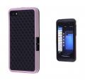 Blackberry Z10 Hardy Best Quality Silikon Kılıf Pembe