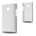 LG OPTİMUS L3 E400 SERT PLASTİK KILIF BEYAZ