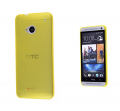 HTC ONE M7 TPU TRANSPARAN KILIF SARI