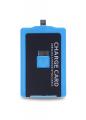 ALLY CHARGE CARD MİCRO USB KABLO MAVİ SİYAH