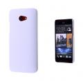 HTC BUTTERFLY S SERT PLASTİK KILIF BEYAZ