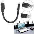 İphone 6.5.5c.5s Mini İpad.Ipad4.Ipod 5 1 20cm Stand Usb Kablo Şarj Ve Senkronizasyon Kablosu .