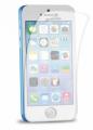 İphone 5c İçin Çift Taraflı Şeffaf Ekran Koruyucu Film Jelatin