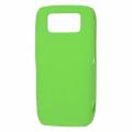 Nokia E71 Nokta Desenli Rubber Sert Plastik Kılıf Yeşil