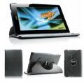 Ally Acer Iconia Tab B1-A71 360 Derece Dönebilen Deri Stand & Kılıf