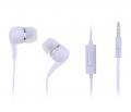 Ally Bsb 125i Stereo Kulaklık Mikrofonlu Universal Butun Yeni Modeller - 3.5mm Jack -Beyaz