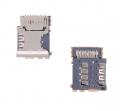 Samsung İ8550 İ8552 İ8262 İ8580 G350e Sim Ve Hafıza Kart Okuyucu