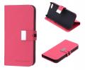 New Fashion İphone 5- 5s Lüx Kapaklı Cüzdan Kılıf