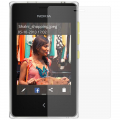 Nokia Asha 502 Dual Sım Şeffaf Ekran Koruyucu Film