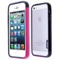 Walnutt iPhone 5 - 5S  Bumper Çerçeve Silikon Kılıf