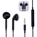 Ally Ear Pod Kulaklık Microfon Tüm 3.5 Girişli Tel. İçin Uyumlu