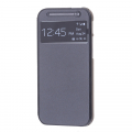 Htc One M8 Pencereli Flip Cover