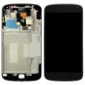 LG NEXUS 4 E960 LCD EKRAN DOKUNMATİK ÇITALI