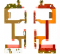 NOKİA C7-00 ORJİNAL TUŞ BORDU FİLM FLEX CABLE
