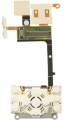 Sony Ericsson S500, W580 (2) Tuş Bordlu Film Flex Cable