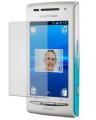 Sony Ericsson Xperia X8 Ekran Koruyucu Jelatin .