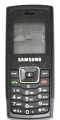 Ally Samsung C160 Siyah Kasa- Kapak Tuş