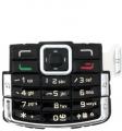 Nokia N72 Tuş-keypad