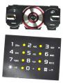 Sony Ericsson W705 Tuş-keypad