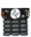Sony Ericsson W810 Tuş-keypad