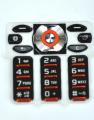Sony Ericsson W880 Tuş-keypad