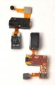 ALLY SAMSUNG S8003 S8000 İÇİN JET İÇ KULAKLIK KULAKLİK SOKETİ MİKROFON FİLM